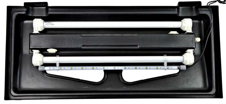 Mocowanie Lampy Ekoled Do świetlówki T5 Komplet 2szt